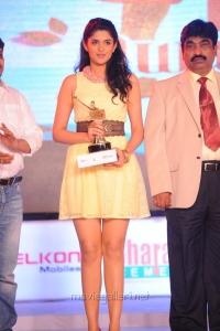 Deeksha Seth at SouthSpin Fashion Awards 2012 Function Photos