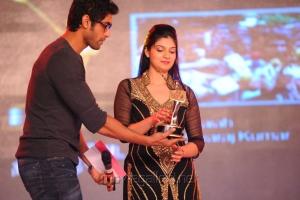 Rana Daggubati, Siya Gautham at SouthSpin Fashion Awards 2012 Function Stills
