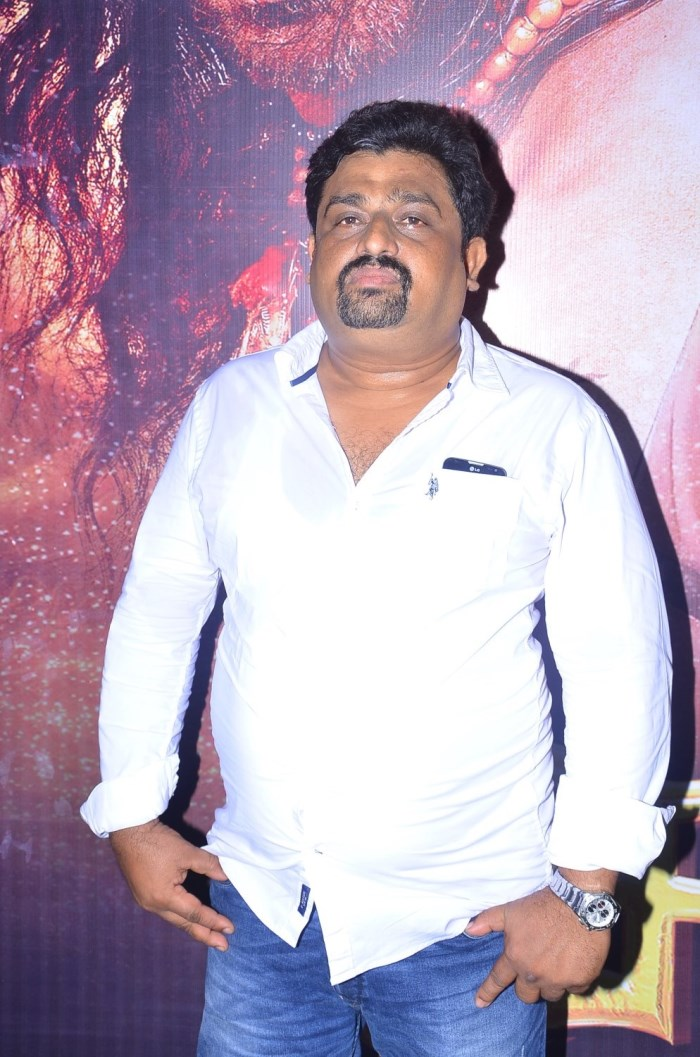 Producer John Max @ Sowkarpettai Movie Audio Launch Stills