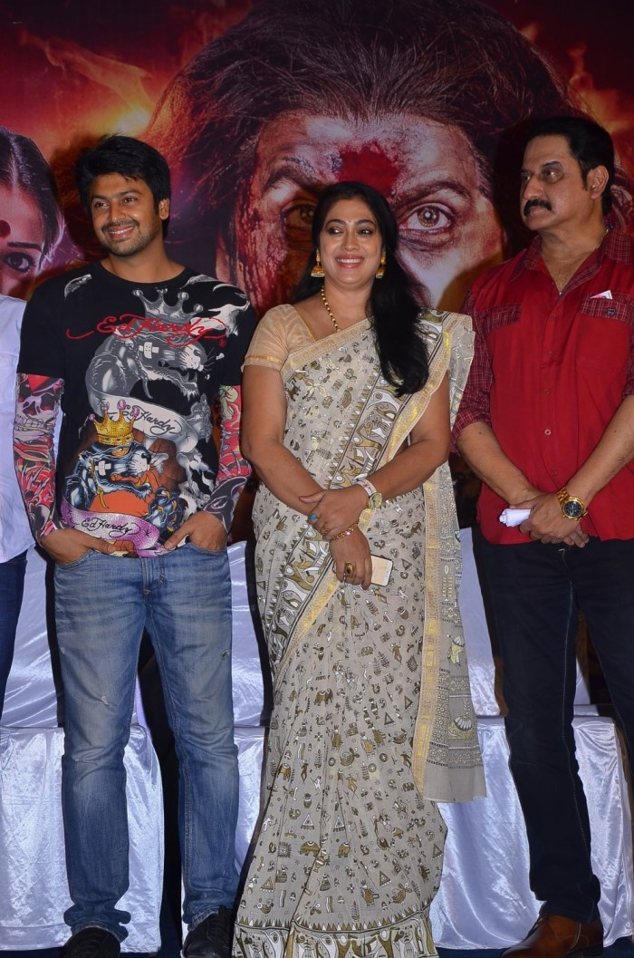 Srikanth, Rekha, Suman @ Sowkarpettai Movie Audio Launch Stills
