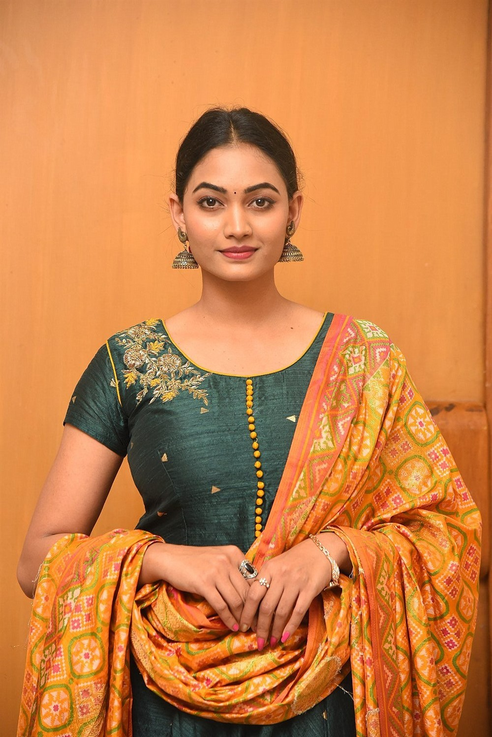 Actress Spandana Palli Photos @ Playback Movie Teaser Launch