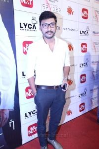 Actor RJ Balaji @ Spyder Audio Launch Stills