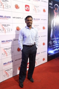 Raju Mahalingam @ Spyder Audio Launch Stills