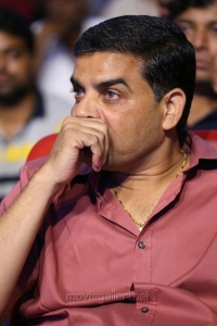 Dil Raju @ Spyder Movie Pre Release Images