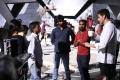 AR Murugadoss, Mahesh Babu @ Spyder Movie Working Stills HD