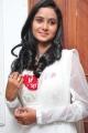 33 Prema Kathalu Actress Sravani Cute Stills in White Churidar