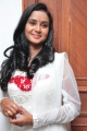 Telugu Actress Sravani Cute Stills at 33 Prema Kathalu Movie Logo Launch