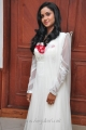 Telugu Actress Sravani Cute Stills at 33 Prema Kathalu Logo Launch