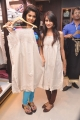 Sravya launches Laven Fashions at Linen Club Store, Secunderabad