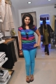 Shravya launches Laven Fashions at Linen Club Store, Secunderabad