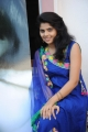 Telugu Actress Sravya Stills @ Love U Bangaram Logo Launch