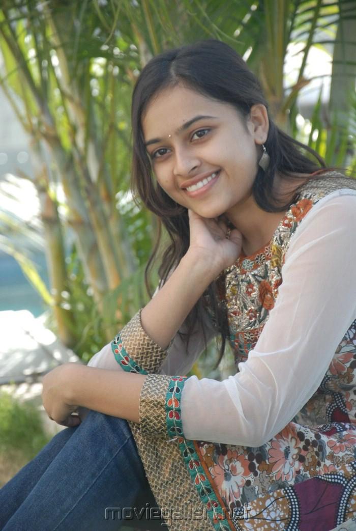 Actress Sree Divya Cute Stills