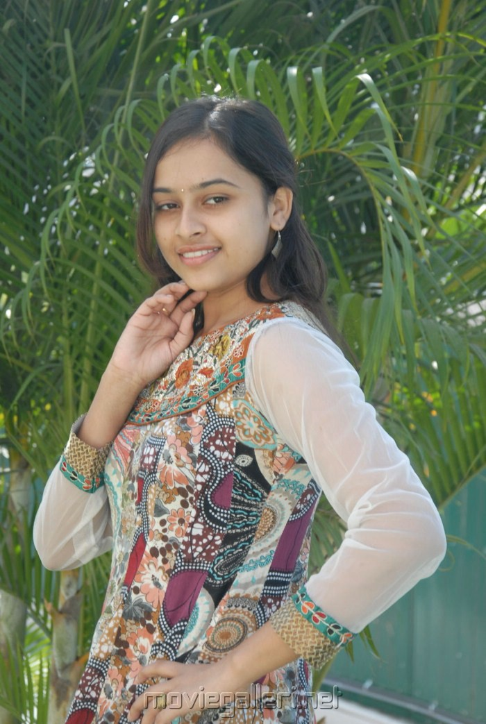 Sree Divya Latest Stills at Bus Stop Success Meet