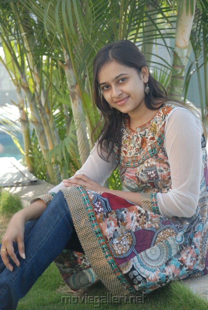 Bus Stop Actress Sree Divya Beautiful Stills