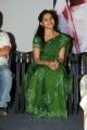 Telugu Actress Sree Divya in Green Saree Cute Photos