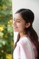 Telugu Actress Sree Divya Cute Pics in White Saree