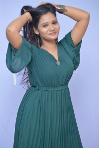 Actress Sree Madhuri Photos @ Batch Trailer Launch