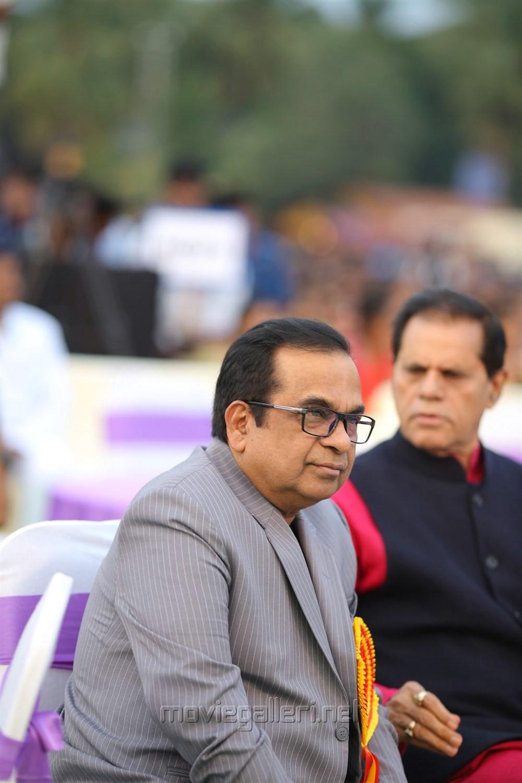 Brahmanandam @ Sree Vidyanikethan Annual Day Celebrations 2017 Photos