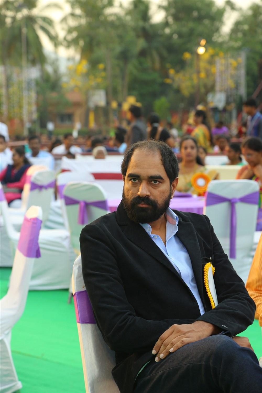 Krish @ Sree Vidyanikethan Silver Jubilee Celebrations Stills