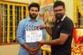 Sharwanand, Sukumar @ Sreekaram Movie Opening Stills