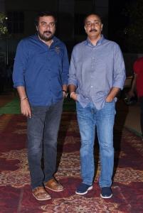 Ram Achanta, Gopichand Achanta @ Sreekaram Pre Release Event Stills