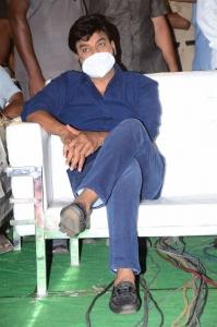 Megastar Chiranjeevi @ Sreekaram Pre Release Event Stills