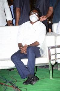 Minister Puvvada Ajay Kumar @ Sreekaram Pre Release Event Stills