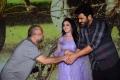 Sai Madhav Burra, Priyanka Arul Mohan, Sharwanand @ Sreekaram Movie Press Meet Photos