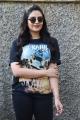 Actress Sree Mukhi Pictures @ Crazy Uncles Press Meet