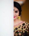 Actress Sreemukhi in Saree Photoshoot Stills