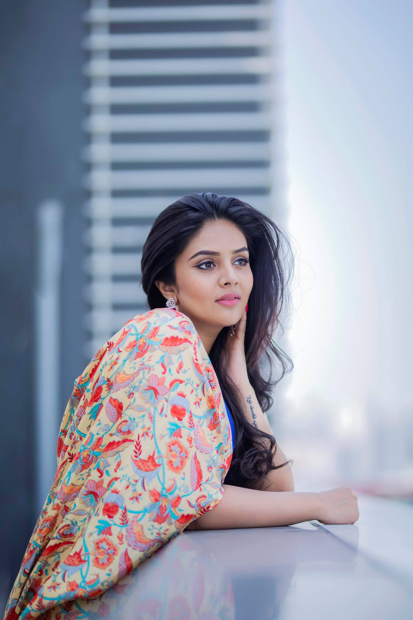 Anchor Srimukhi New Photo Shoot Stills