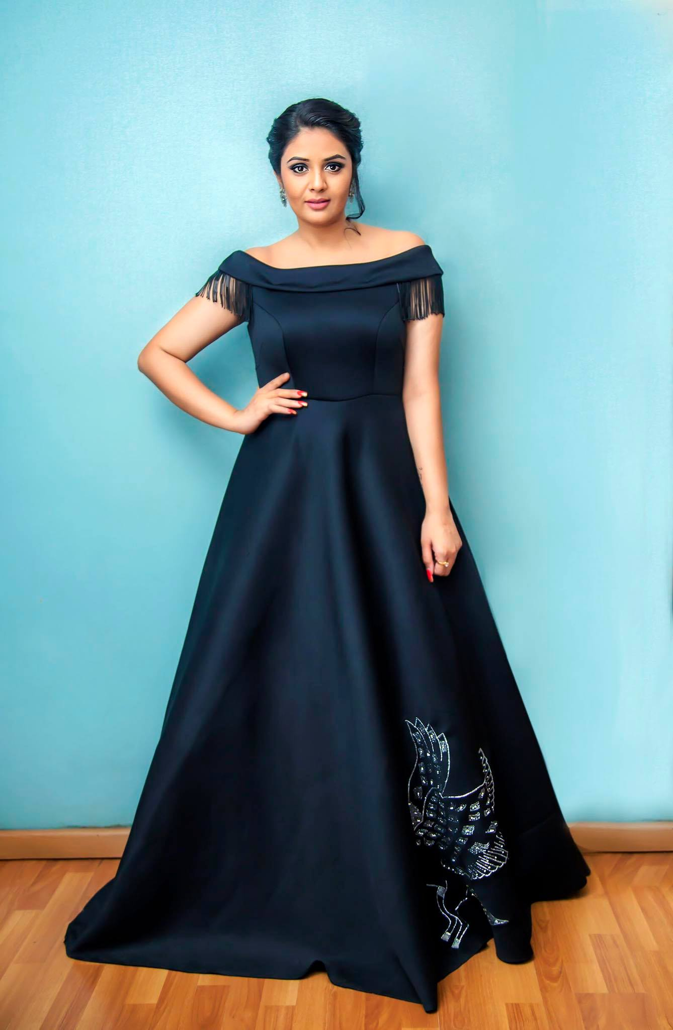 Anchor Sreemukhi New Photo Shoot Stills