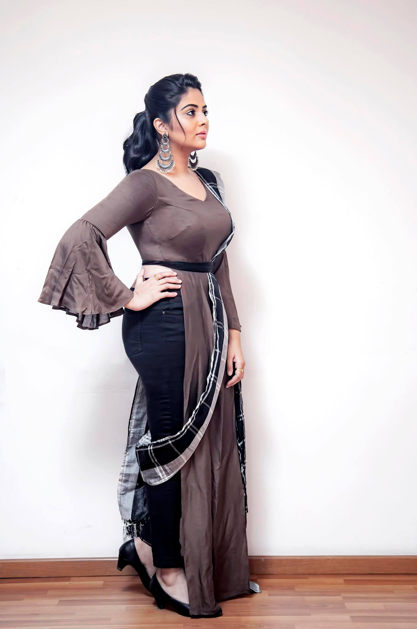 Anchor Sreemukhi New Photoshoot Stills