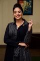 Telugu Anchor Sreemukhi Images in Black Dress