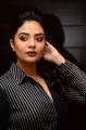 Anchor Sreemukhi Images @ Pushpa Movie Teaser Launch