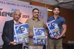 Putta Srinivas, Shafi, Manish Loya @ Sreeram Chandra Live in Concert Press Meet Stills