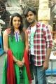 Actress Divya Nagesh at Sri 420 Telugu Movie Launch Photos