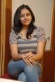 Actress Sri Divya Stills at Bust Stop Movie Press Meet