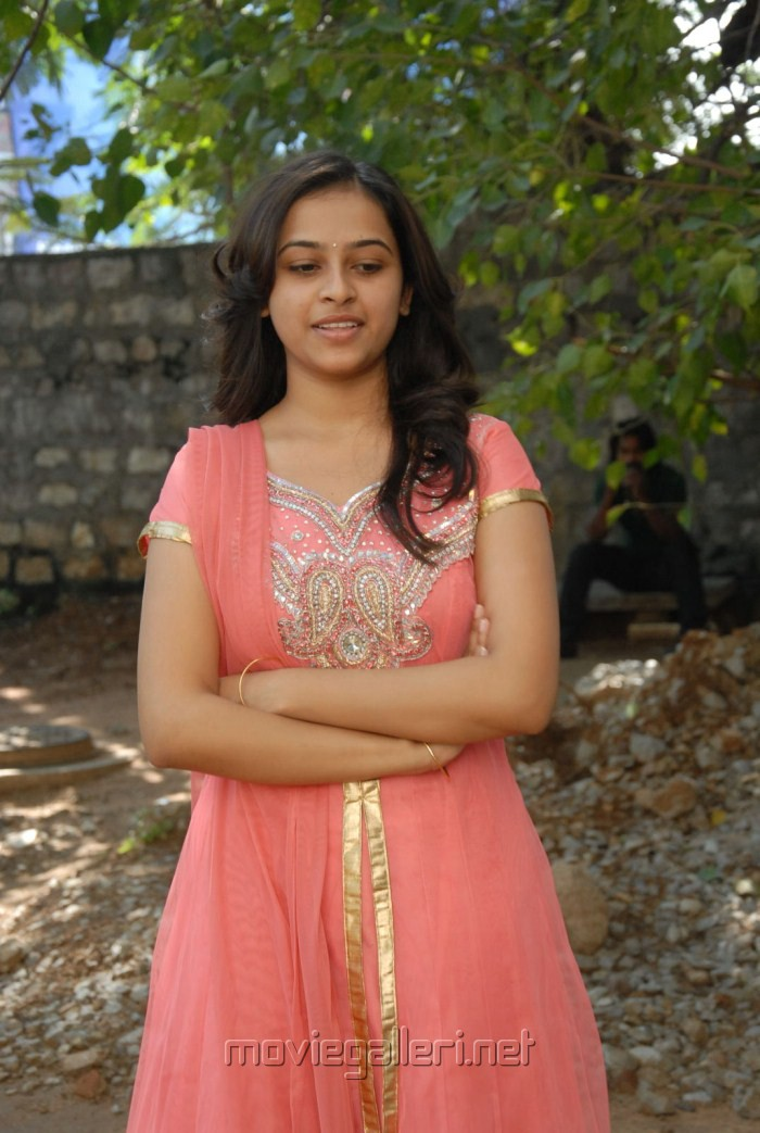 Sri Divya Latest Cute Stills at Bus Stop Trailer Launch