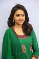 Actress Sree Divya Green Churidar Images