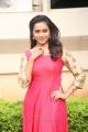 Actress Sri Divya in Red Long Dress Photos