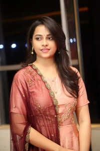 Actress Sri Divya New Pictures @ Abhimanyudu Premiere Show