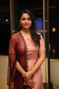 Actress Sree Divya New Pictures @ Abhimanyudu Premiere Show
