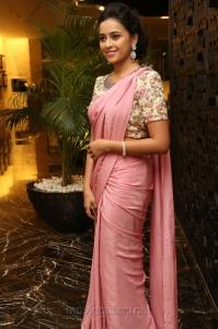 Actress Sree Divya Pictures at Rayudu Audio Release