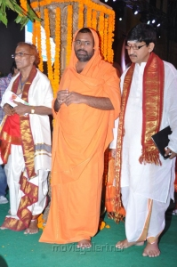 Sri Paripoornananda Saraswati Swami at Sri Jagadguru Adi Shankaracharya Audio Release Photos