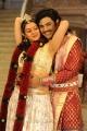 Sri Rama Chandra & Kamna Jethmalani in Sri Jagadguru Adi Shankara Movie Stills