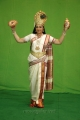 Tamil Actress Meena as Sri Kannika Parameshwari Movie Stills