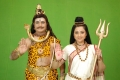 Saikiran, Meena in Sri Kannika Parameshwari Movie Stills