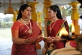 Kavitha, Suhasini in Sri Kannika Parameshwari Movie Stills