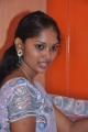 Sri Priyanga Hot Photos in White Saree